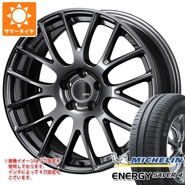正規品 サマータイヤ 175/60R16 86H XL ミシュラン エナジーセイバー4 SSR GTV04 6.0-16 タイヤホイール4本セット