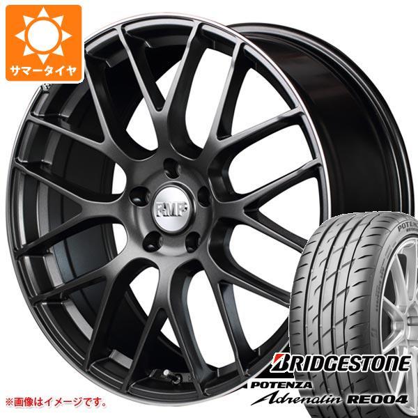 サマータイヤ 215/45R18 93W XL ブリヂストン ポテンザ アドレナリン RE004 RMP 028F 7.0-18 タイヤホイール4本セット