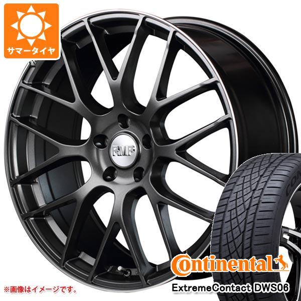 正規品 サマータイヤ 235/55R19 105W XL コンチネンタル エクストリームコンタクト DWS06 RMP 028F 8.0-19 タイヤホイール4本セット
