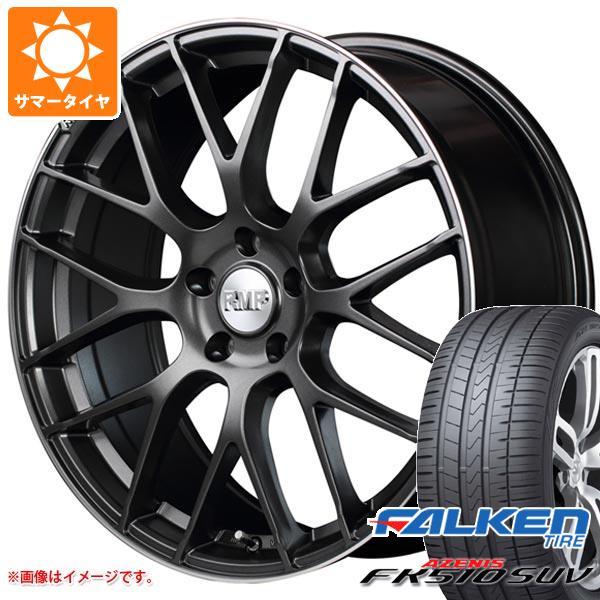 サマータイヤ 235/50R19 103W XL ファルケン アゼニス FK510 SUV RMP 028F 8.0-19 タイヤホイール4本セット