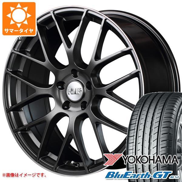 サマータイヤ 225/40R19 93W XL ヨコハマ ブルーアースGT AE51 RMP 028F 8.0-19 タイヤホイール4本セット
