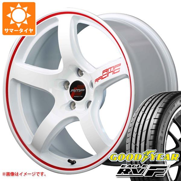 サマータイヤ 165/60R15 77H グッドイヤー イーグル RV-F RMP レーシング R50 5.0-15 タイヤホイール4本セット