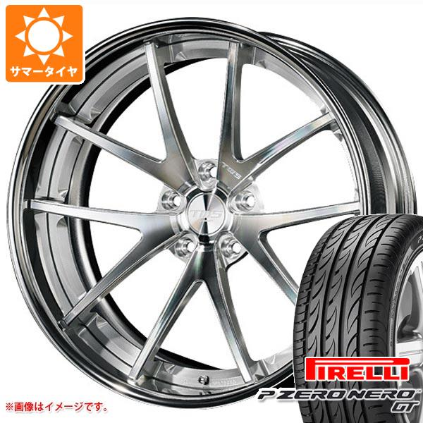サマータイヤ 235/35R19 (91Y) XL ピレリ P ゼロ ネロ GT TWS ライツェント WS05 8.0-19 タイヤホイール4本セット