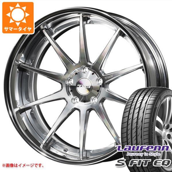 サマータイヤ 235/35R19 91Y XL ラウフェン Sフィット EQ LK01 TWS ライツェント WS10 8.0-19 タイヤホイール4本セット