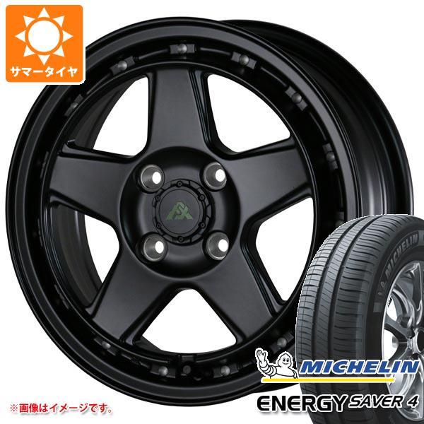 XL 5.0-14 クロス タイヤホイール4本セット 79H ミシュラン エナジーセイバー4 ドゥオール XC5 155/65R14 フェニーチェ サマータイヤ