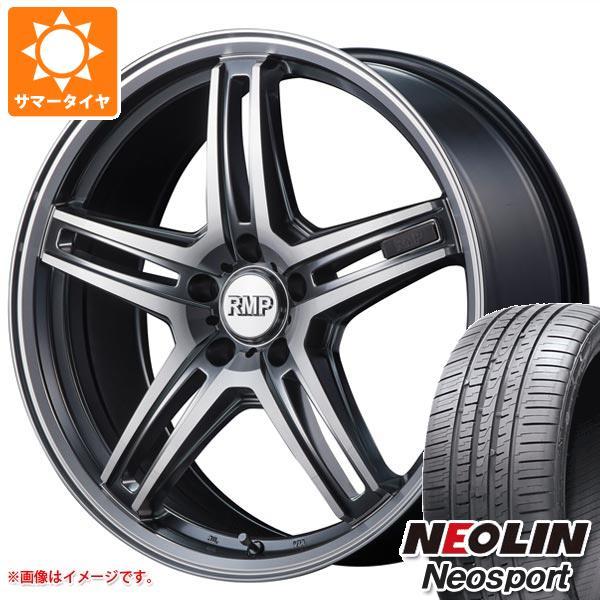 サマータイヤ 215/40R18 89W XL ネオリン ネオスポーツ RMP 520F 7.0-18 タイヤホイール4本セット