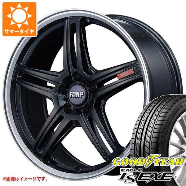 サマータイヤ 245/45R19 102W XL グッドイヤー イーグル LSエグゼ RMP 520F 8.0-19 タイヤホイール4本セット