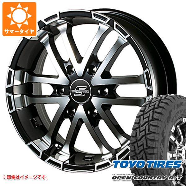 ハイエース 200系専用 サマータイヤ トーヨー オープンカントリー R/T 215/70R16 100Q ブラックレター ゼロブレイクS 6.5-16 タイヤホイール4本セット