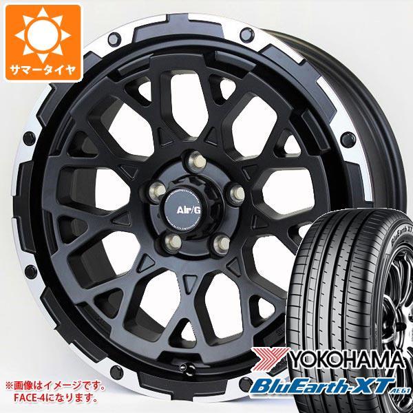 本物品質の サマータイヤ 7.0-17 225/55R17 97W ブルーアースXT ヨコハマ AE61 ブルーアースXT AE61 エアージー ロックス 7.0-17 タイヤホイール4本セット, フジシロマチ:4a6f98d9 --- kventurepartners.sakura.ne.jp