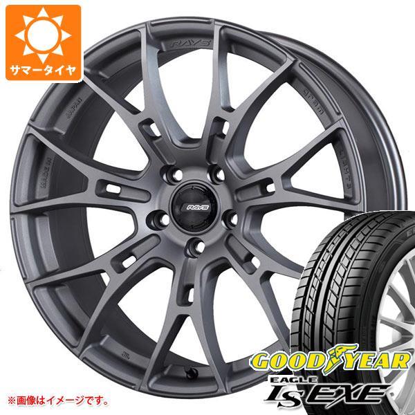 限定版 サマータイヤ 245 245/45R19/45R19 102W XL グッドイヤー レイズ XL イーグル LSエグゼ レイズ グラムライツ 57FXM 8.5-19 タイヤホイール4本セット, ヒガシク:c36aeed4 --- ggcr.jp