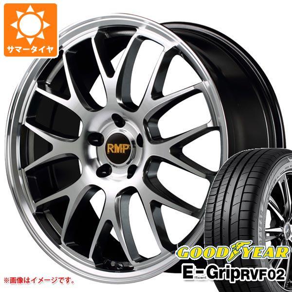 超大特価 サマータイヤ 245/45R19 102W XL グッドイヤー サマータイヤ グッドイヤー エフィシエントグリップ RVF02 8.0-19 RMP 820F 8.0-19 タイヤホイール4本セット, クニミマチ:ff90b418 --- unlimitedrobuxgenerator.com