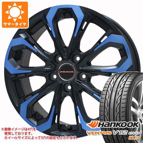 100%品質 サマータイヤ 89Y 215/40R18 V12evo2 89Y XL XL ハンコック ベンタス V12evo2 K120 レイシーン プラバ 5X 7.0-18 タイヤホイール4本セット, ヤマクラ:141c8b93 --- risesuper30.in