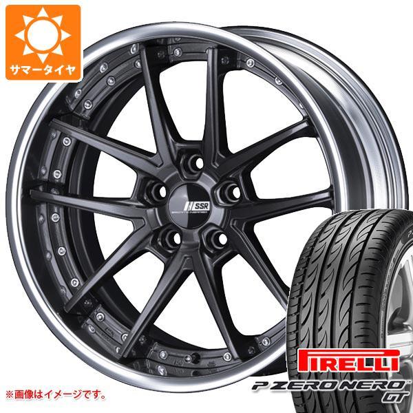人気デザイナー サマータイヤ 235/40R19 ネロ ライナー (96Y) XL ピレリ P ゼロ ネロ ゼロ GT SSR ライナー タイプ10R 8.0-19 タイヤホイール4本セット, DryBones Online Shop:3cc7023a --- fotomat24.com