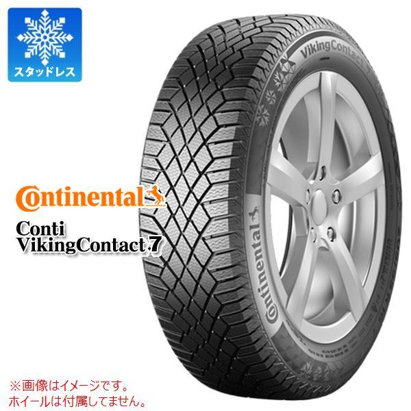 正規品 4本 コンチネンタル バイキングコンタクト7 245/45R17 99T XL スタッドレスタイヤ CONTINENTAL VikingContact 7