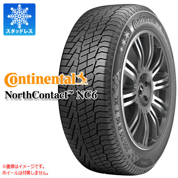 2本コンチネンタルノースコンタクトNC6235/50R1999TスタッドレスタイヤCONTINENTALNorthContactNC6