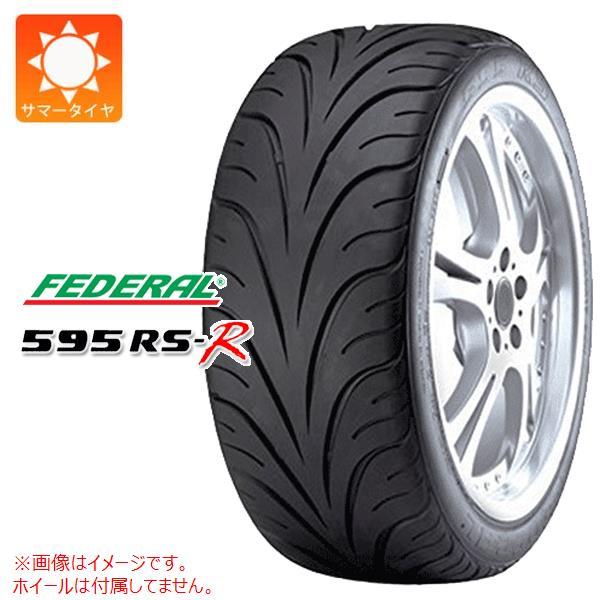 4本 フェデラル 595RS-R 205/50R16 87W サマータイヤ FEDERAL 595RS-R