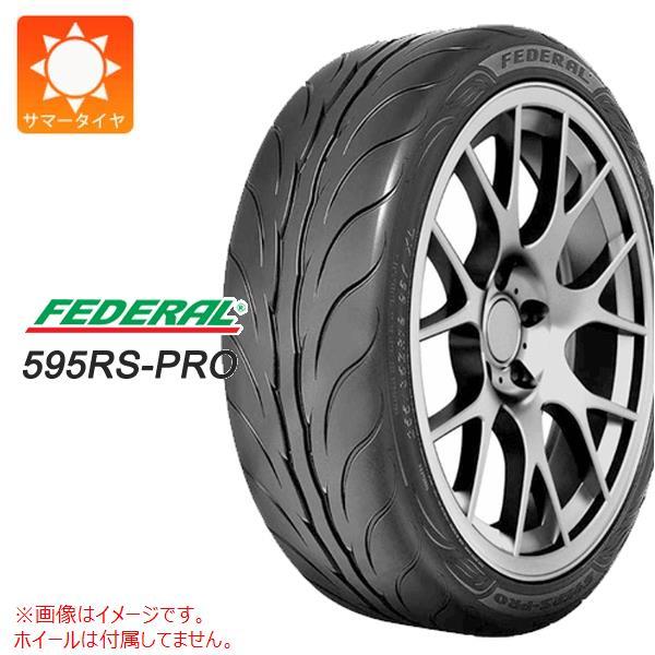 4本 フェデラル 595RSプロ 255/35R18 94Y XL サマータイヤ FEDERAL 595RS-PRO