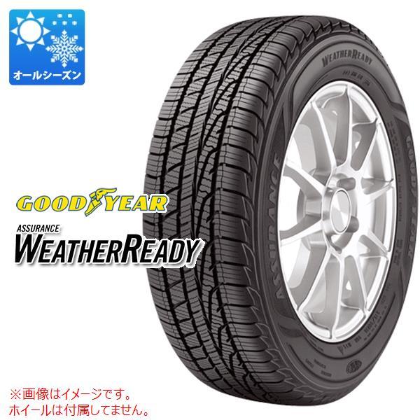 4本 グッドイヤー アシュアランス ウェザーレディ 235/55R18 100V オールシーズン GOODYEAR Assurance WeatherReady