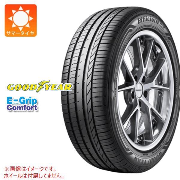 2本 グッドイヤー エフィシエントグリップコンフォート 235/50R18 101W XL サマータイヤ GOODYEAR EfficientGrip Comfort