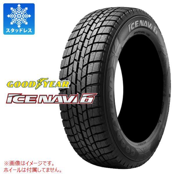 4本 グッドイヤー アイスナビ6 215/65R16 98Q スタッドレスタイヤ GOODYEAR ICE NAVI 6