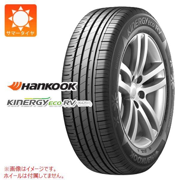 4本 ハンコック キナジーエコRV K425V 225/50R18 99V XL サマータイヤ HANKOOK KINERGY eco RV K425V