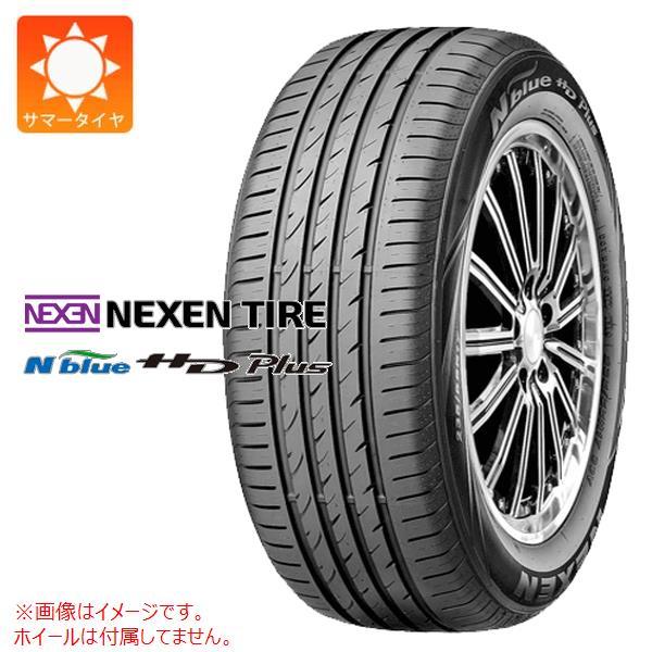 4本 ネクセン N'ブルー HDプラス 175/65R14 82H サマータイヤ NEXEN N'blue HD Plus
