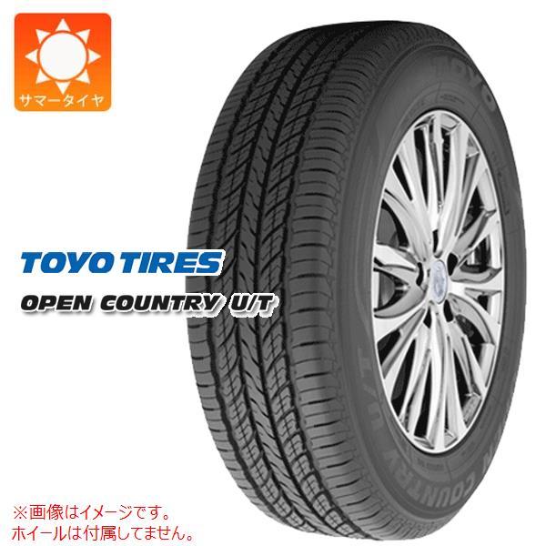 2本 トーヨー オープンカントリー U/T 215/70R16 100H サマータイヤ TOYO OPEN COUNTRY U/T
