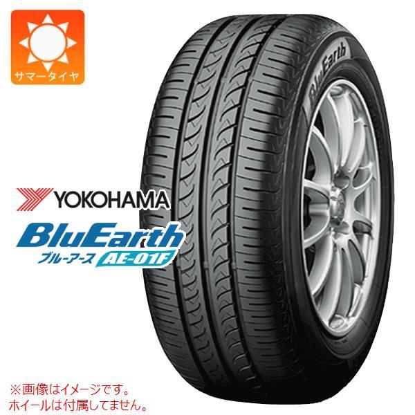 4本 ヨコハマ ブルーアース AE-01F 175/65R14 82S サマータイヤ YOKOHAMA BluEarth AE-01F