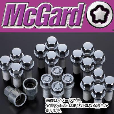 【正規品】 マックガード(McGard) MCG-68018 ボルトインストレーションキット M14×P1.5 17HEX 球面(13R) 輸入車用 盗難防止ロックボルト
