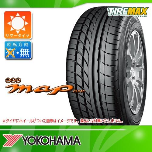 サマータイヤ 205/70R15 95H ヨコハマ DNA マップ ES340 YOKOHAMA DNA map ES340