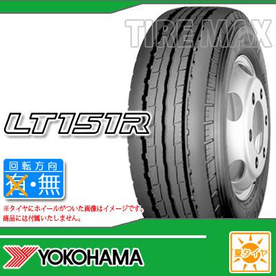 サマータイヤ 185/75R15 106/104L ヨコハマ LT151R YOKOHAMA LT151R 【バン/トラック用】