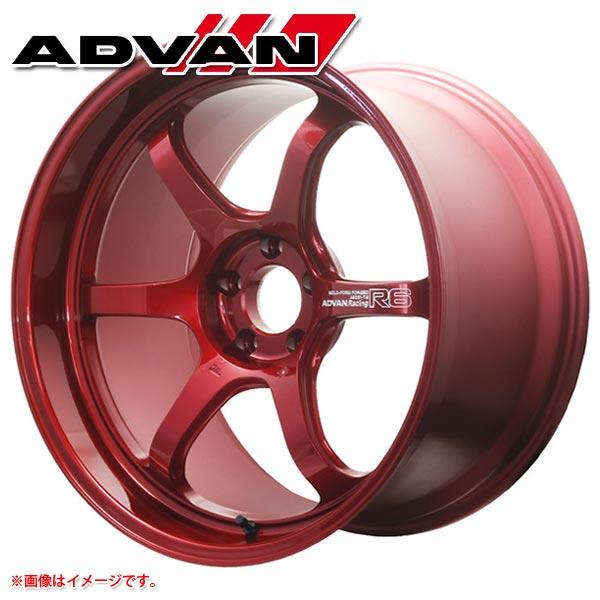 <title>アドバンレーシング R6 9.5-20 期間限定送料無料 ホイール1本 ADVAN Racing</title>