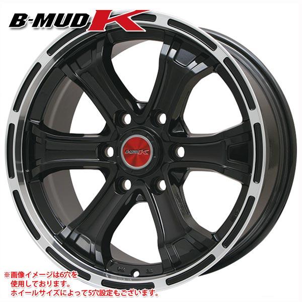 B マッド K 7.5-17 ホイール1本 B-MUD K