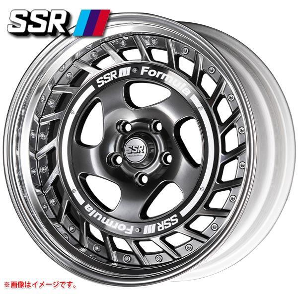 <title>SSR フォーミュラ ファクトリーアウトレット エアロスポーク 10.5-18 ホイール1本 Formula AERO SPOKE</title>
