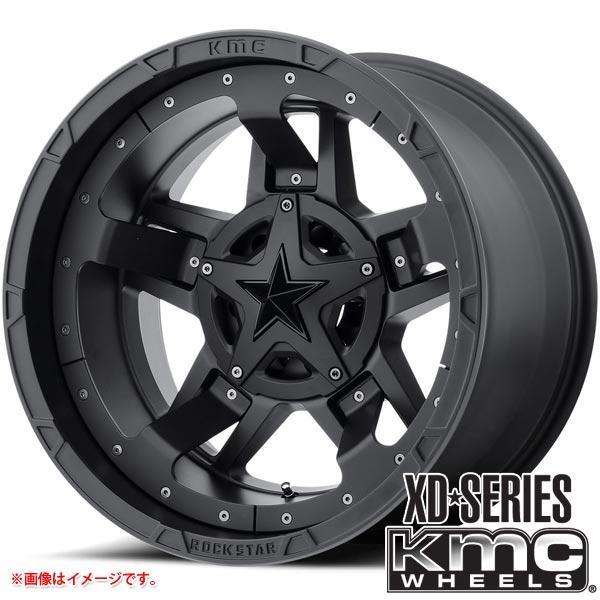 KMC XD827 低価格 ロックスター3 大人気! ホイール1本 8.0-17 ROCKSTAR3