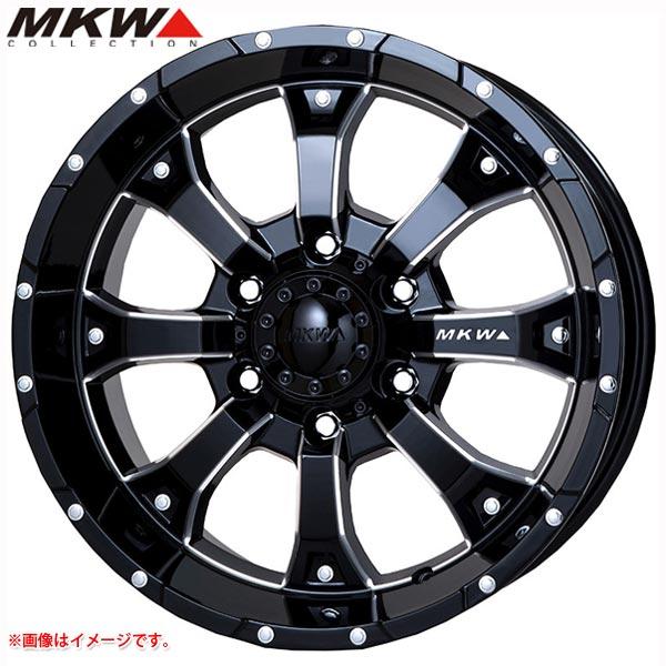 MKW MK-46 M/L+ 5.5-16 ホイール1本 MK-46 M/L+ ジムニー専用