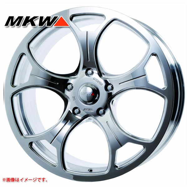 MKW MK-F300 10.0-22 ホイール1本 MK-F300 快気祝 ピックアップ イベント&アイテム! お月見 クリスマス会 お支払い方法について 還暦祝