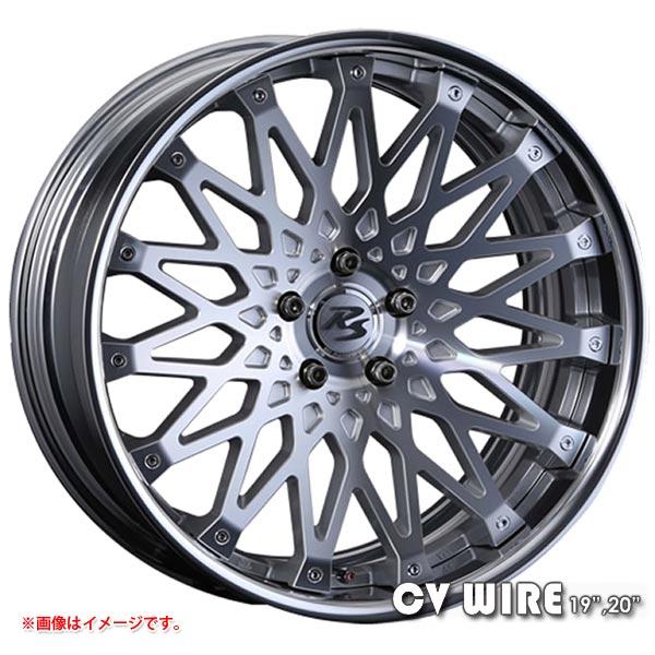 クリムソン RS CV ワイヤー 8.5-19 ホイール1本 RS CV WIRE