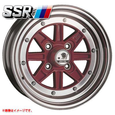 【2018最新作】 SSR スピードスター マークスリー 7.5-15 ホイール1本 SPEED STAR MK-3, シャツステーション 0d59b731