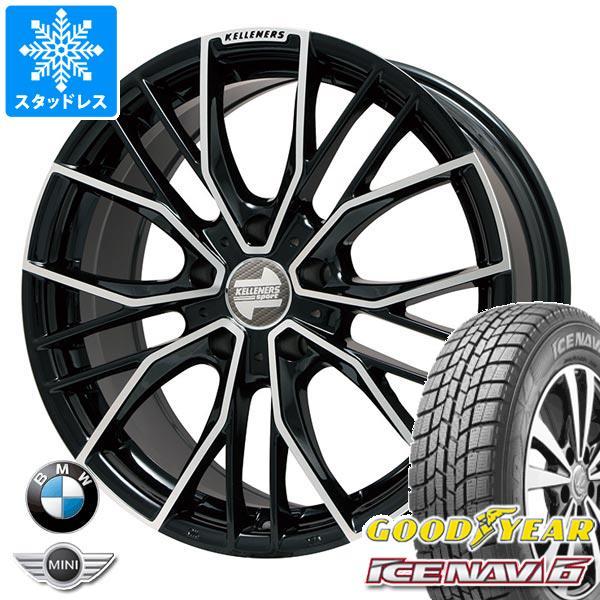全品送料0円 BMW エルツ F39 X2用 スタッドレス スタッドレス グッドイヤー ケレナーズ アイスナビ6 225/55R17 97Q ケレナーズ エルツ タイヤホイール4本セット, フィッシングショップ風月堂:719424c7 --- yuk.dog