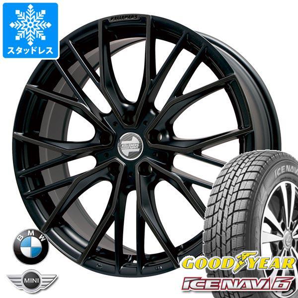 BMW G20 3シリーズ用 スタッドレス グッドイヤー アイスナビ6 225/45R18 91Q ケレナーズ エルツ MB タイヤホイール4本セット