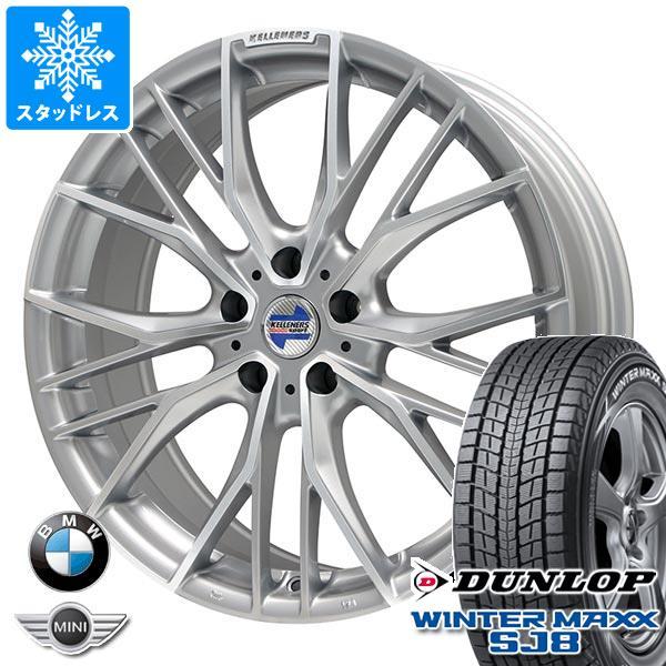 人気商品 BMW G02 X4用 SJ8 スタッドレス SP ダンロップ ウインターマックス SJ8 225/60R18 エルツ 100Q ケレナーズ エルツ SP タイヤホイール4本セット:タイヤマックス, BESTDO:e2519e8e --- venets.net