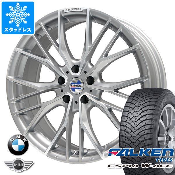 BMW F40 1シリーズ用 スタッドレス ファルケン エスピア ダブルエース 205/55R16 91H ケレナーズ エルツ SP タイヤホイール4本セット