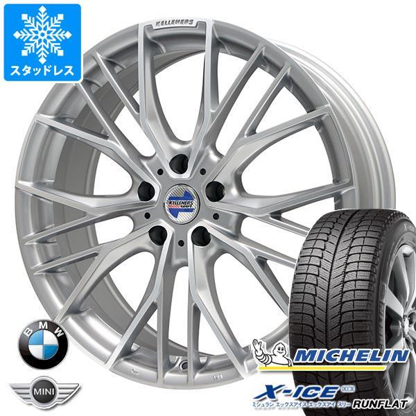 BMW G01 X3用 スタッドレス ミシュラン エックスアイス XI3 ランフラット 245/50RF19 101H ランフラット ケレナーズ エルツ SP タイヤホイール4本セット