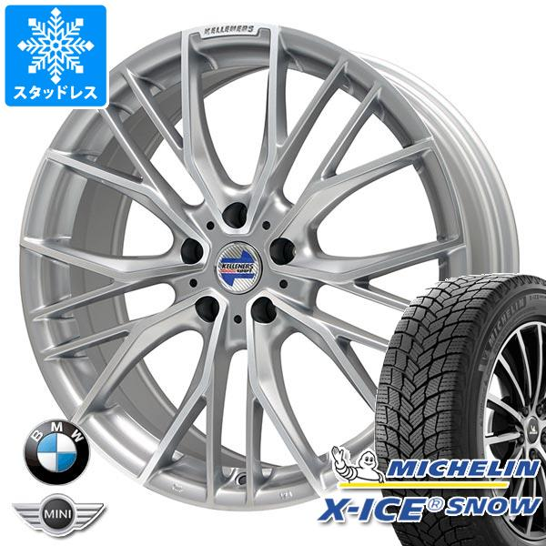 【特別セール品】 BMW G20 3シリーズ用 スタッドレス ミシュラン エックスアイススノー 225/45R18 95H XL ケレナーズ エルツ タイヤホイール4本セット, BRAND7 東京 4c3701b3