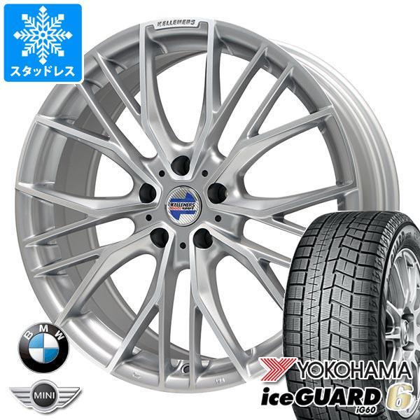 【美品】 BMW BMW F48 X1用 スタッドレス ヨコハマ アイスガードシックス iG60 225/50R18 225/50R18 スタッドレス 95Q ケレナーズ エルツ タイヤホイール4本セット, 柴又亀家本舗:5fbe1812 --- mail.galyaszferenc.eu