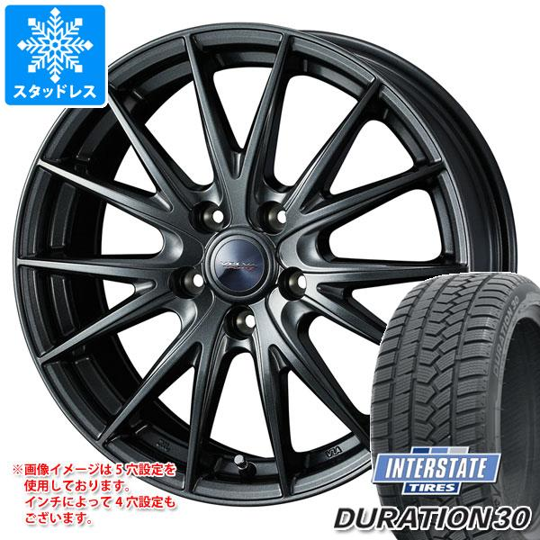 スタッドレスタイヤ インターステート デュレーション30 215/60R16 99H XL & ヴェルヴァ スポルト2 6.5-16 タイヤホイール4本セット 215/60-16 INTERSTATE DURATION 30