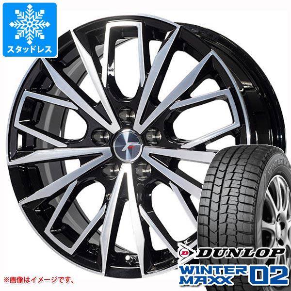 品揃え豊富で HS専用 タイヤホイール4本セット スタッドレス ダンロップ ウインターマックス02 ウインターマックス02 WM02 225/45R18 95T XL XL エルエフファースト タイヤホイール4本セット, カモガタチョウ:3f811548 --- bungsu.net