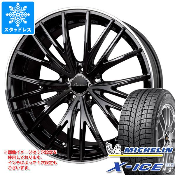 スタッドレスタイヤ ミシュラン エックスアイス XI3 165/55R15 75T & プレシャス アスト M1 4.5-15 タイヤホイール4本セット 165/55-15 MICHELIN X-ICE XI3