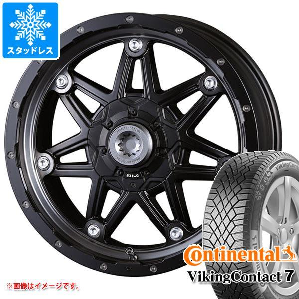 スタッドレスタイヤ コンチネンタル バイキングコンタクト7 215/55R17 98T XL & クリムソン MG ライカン 7.0-17 タイヤホイール4本セット 215/55-17 CONTINENTAL VikingContact 7